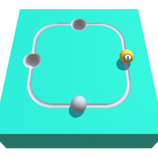 Marble Ball Run 3D