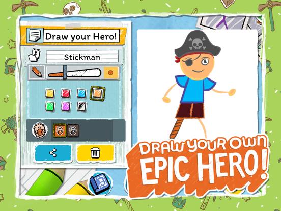 Draw a Stickman: EPIC 3 screenshot 8