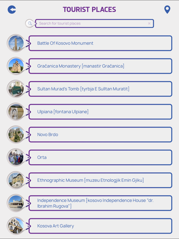 Pristina City Guide screenshot 8
