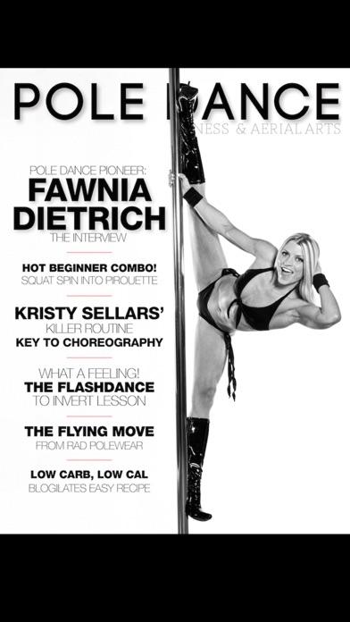 Pole Dance Fitness Aerial Artsのおすすめ画像1