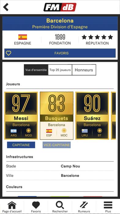 Screenshot #3 pour FMdB