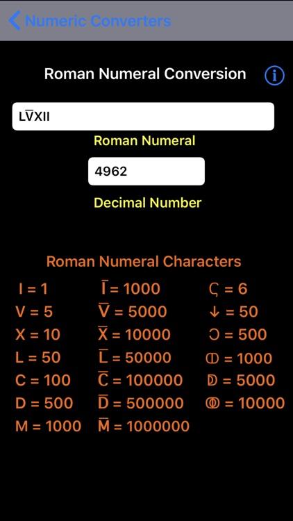 Converter-Calculator screenshot-6