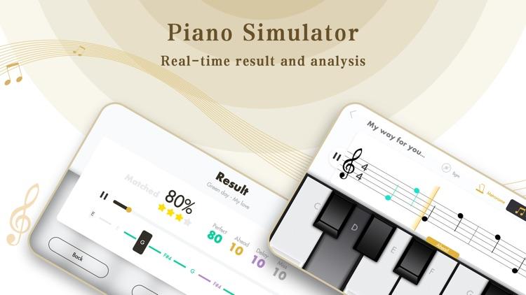 learn piano lessons - PNOKEY screenshot-3