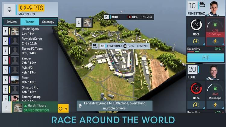 Motorsport Manager Online screenshot-6