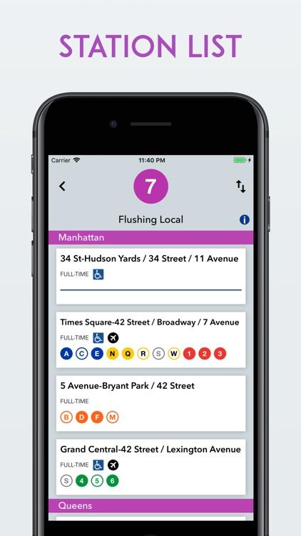New York Offline Subway Map.New York City Mta Subway Map By Roy Dimayuga