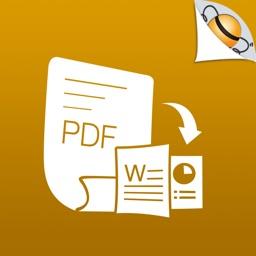 PDF Converter Pro: PDF to Word