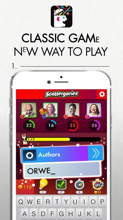 Scattergories screenshot-0
