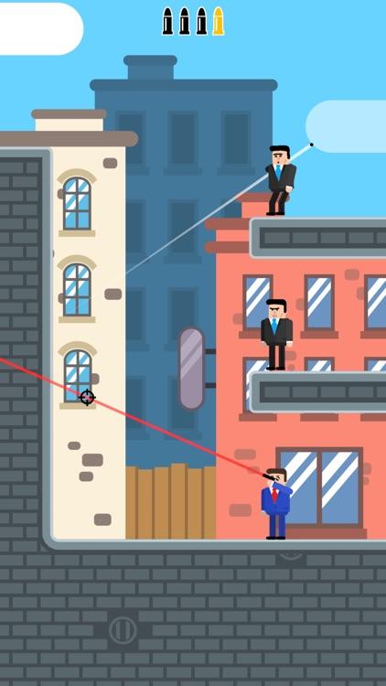 Mr Bullet - Spy Puzzles screenshot-4