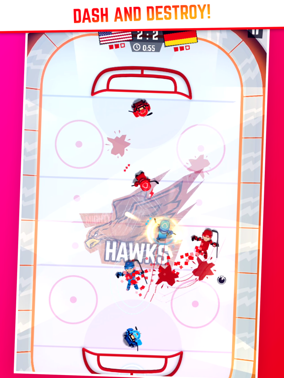 Brutal Hockey screenshot