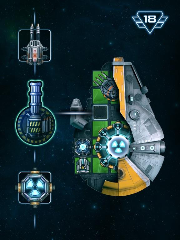 Space Arena: Build & Fight на iPad