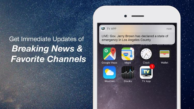 Unlimited TV:News & TV Shows screenshot-7