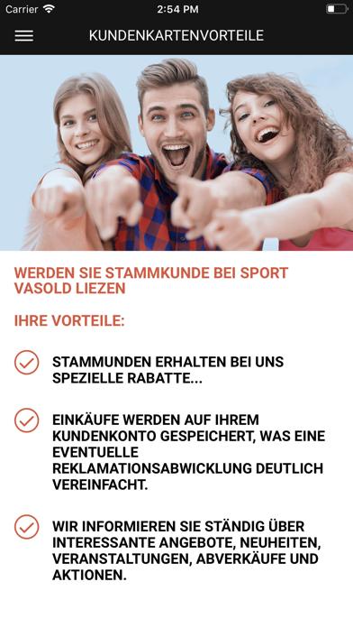 Sport Vasold screenshot 4