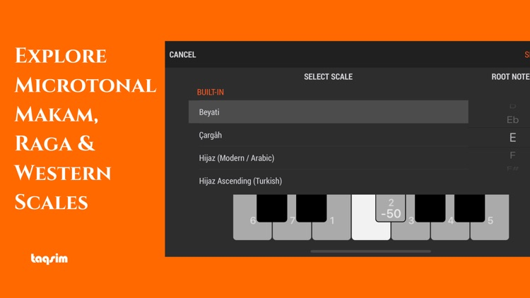 TAQS.IM Oriental Synthesizer screenshot-3