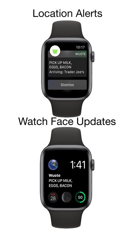 Wuote - updatable watch faces screenshot-4