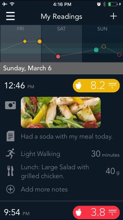 CONTOUR DIABETES app (DK) screenshot-3