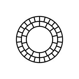 Ícone do app VSCO