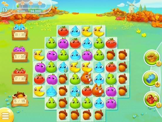 Farm Heroes Super Saga iPad app afbeelding 6