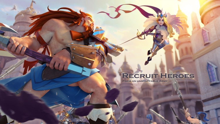 Art of Conquest screenshot-0