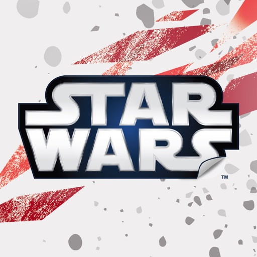 The Last Jedi Stickers