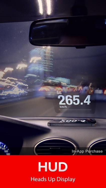 Speed Tracker lite screenshot-3