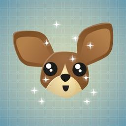 Sticker Me: Happy Dog