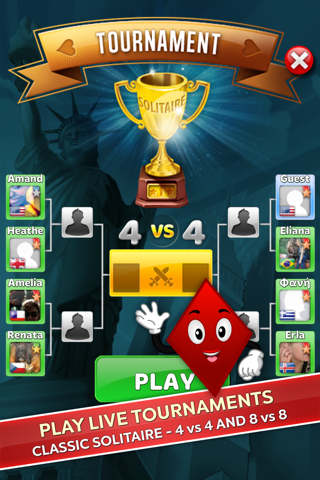 Solitaire World Tour - náhled