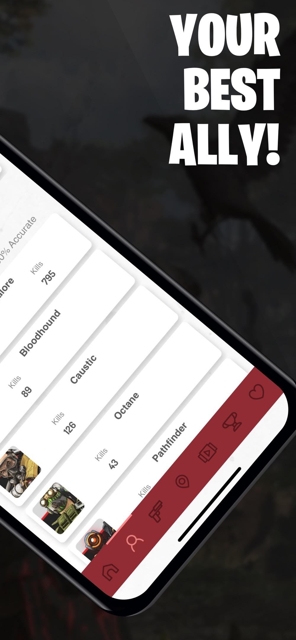 Stats & Tools for APEX Legends hack tool