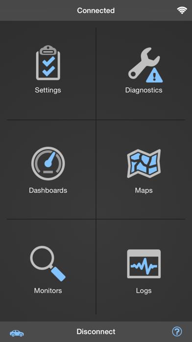 OBD Fusion Screenshot