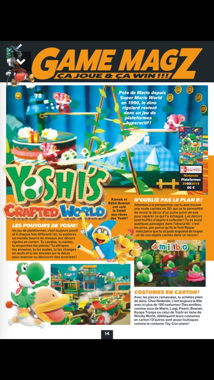 Picsou Magazine screenshot-4