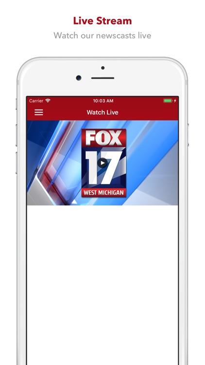 FOX17 News - West Michigan screenshot-3