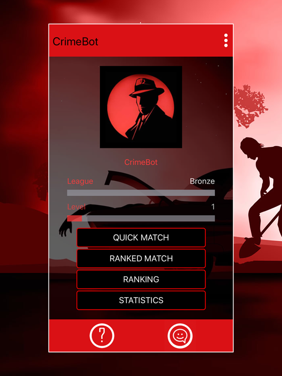 Crime Scene Detective CrimeBot screenshot 8