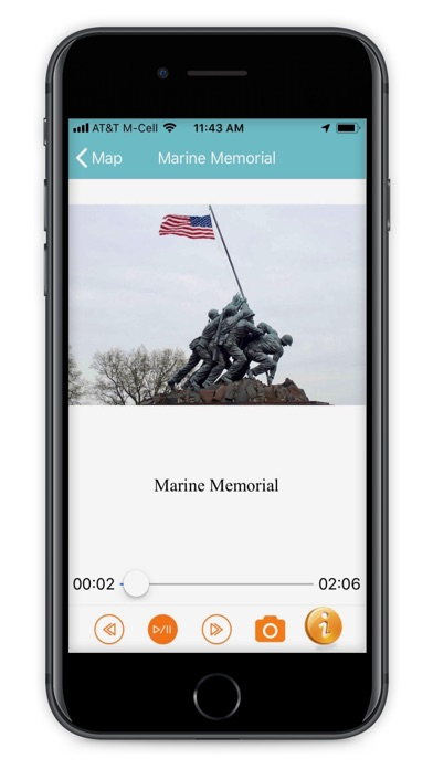 Washington DC – Driving Tour screenshot 3