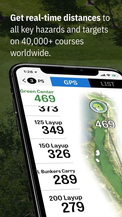 Golfshot Plus: Golf GPS + AR screenshot-0