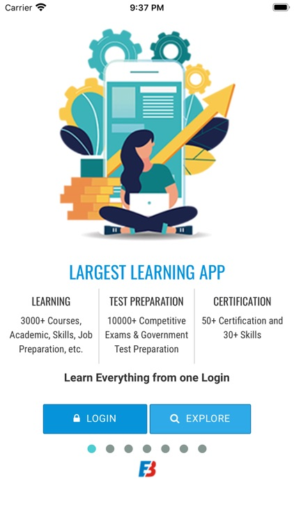 Edubull - The Learning App