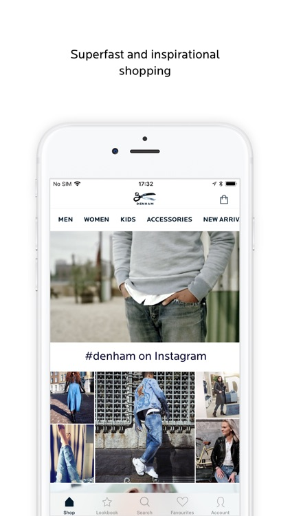 DENHAM Jeans screenshot-0