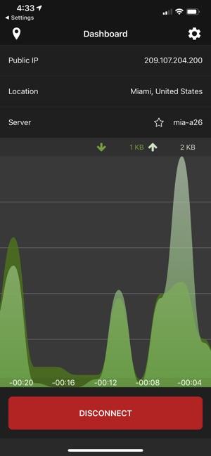 IPVanish VPN: The Fastest VPN on the App Store