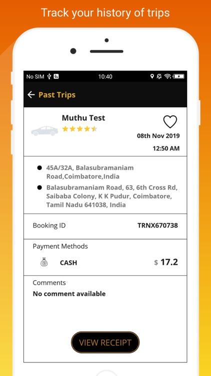 Punjab Cabs screenshot-3