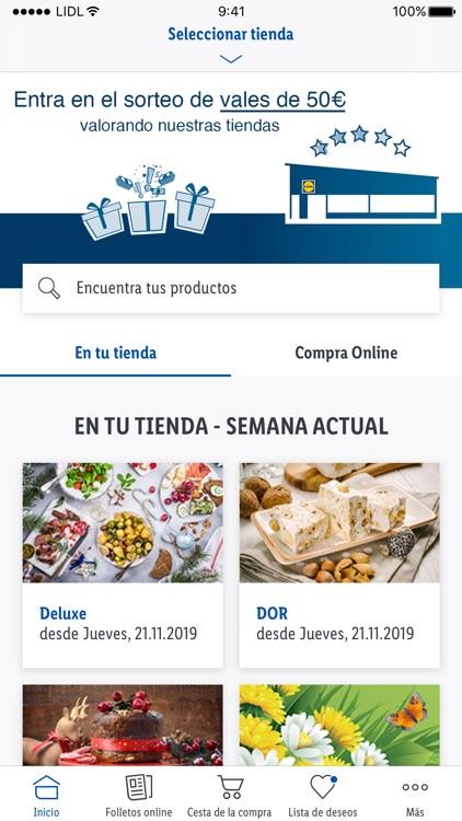 Lidl - Tienda online - Ofertas