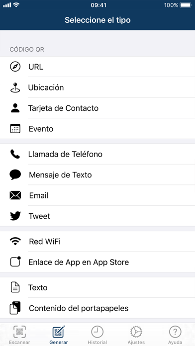 Screenshot for Qrafter Pro - Código QR in Dominican Republic App Store
