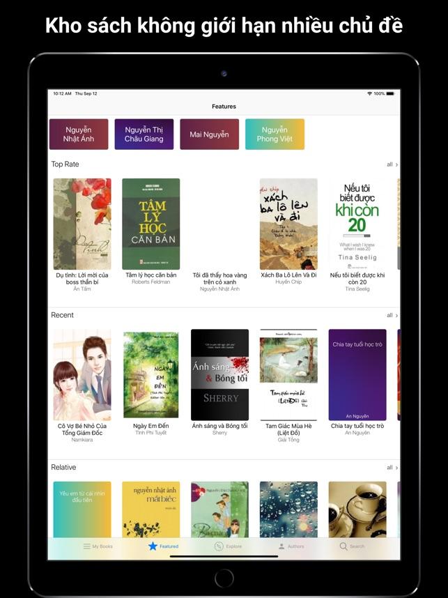 Sách hay - tải và đọc dễ dàng