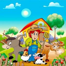 Farming Day : Happy Animal