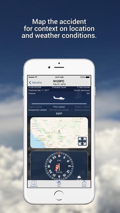 Flight Chain - NTSB Reports screenshot-6