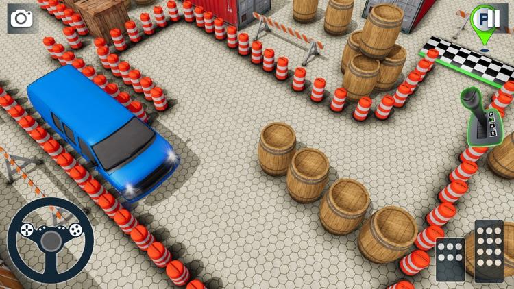 New Truck Parking Game 2020 screenshot-3