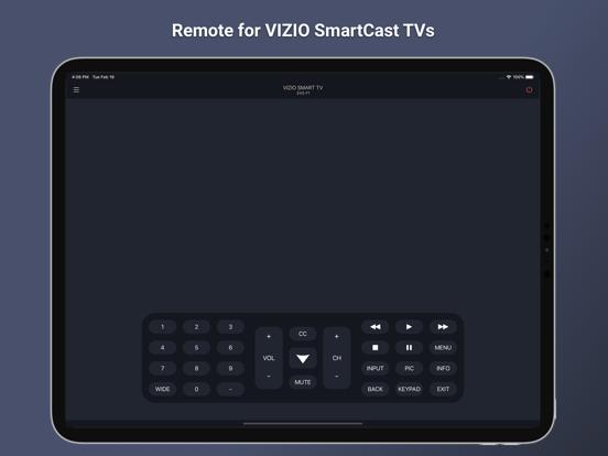 TV Remote for Vizio SmartCast   App Price Drops