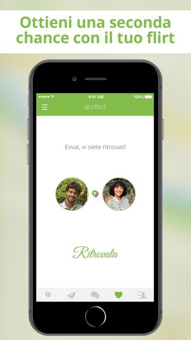 seconda opportunità dating app