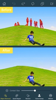 Photo Retouch- Blemish Remover iphone images