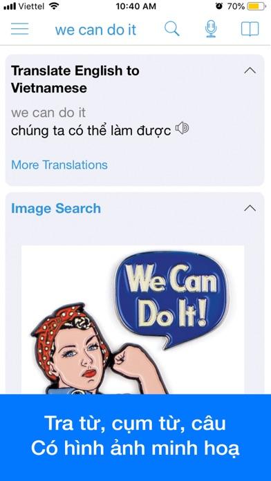 Vietnamese Dictionary Dict Boxのおすすめ画像2