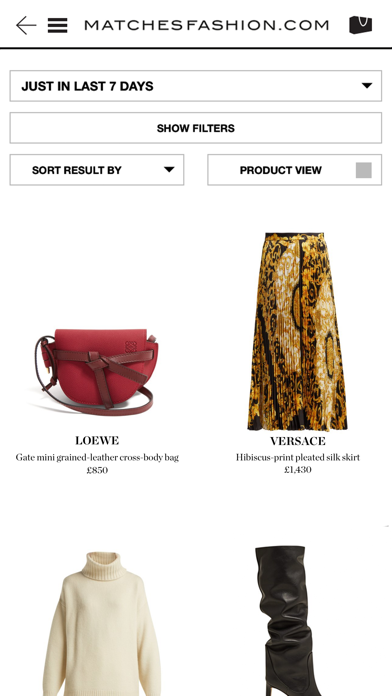 Download MATCHESFASHION.COM for Pc