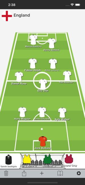 Soccer Best Lineup Maker App On The App Store