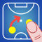 App Icon for Pizarra Táctica: Futsal App in Dominican Republic IOS App Store